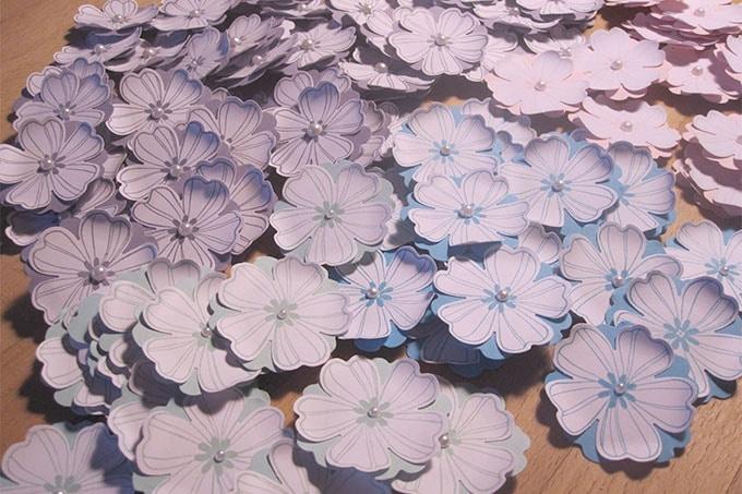 Streublüten