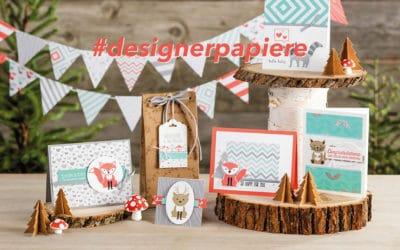 Designerpapier – 3 kaufen, 1 gratis!