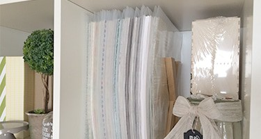 Ordnung Designerpapier