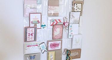 Ordnung: Karten Vorhang