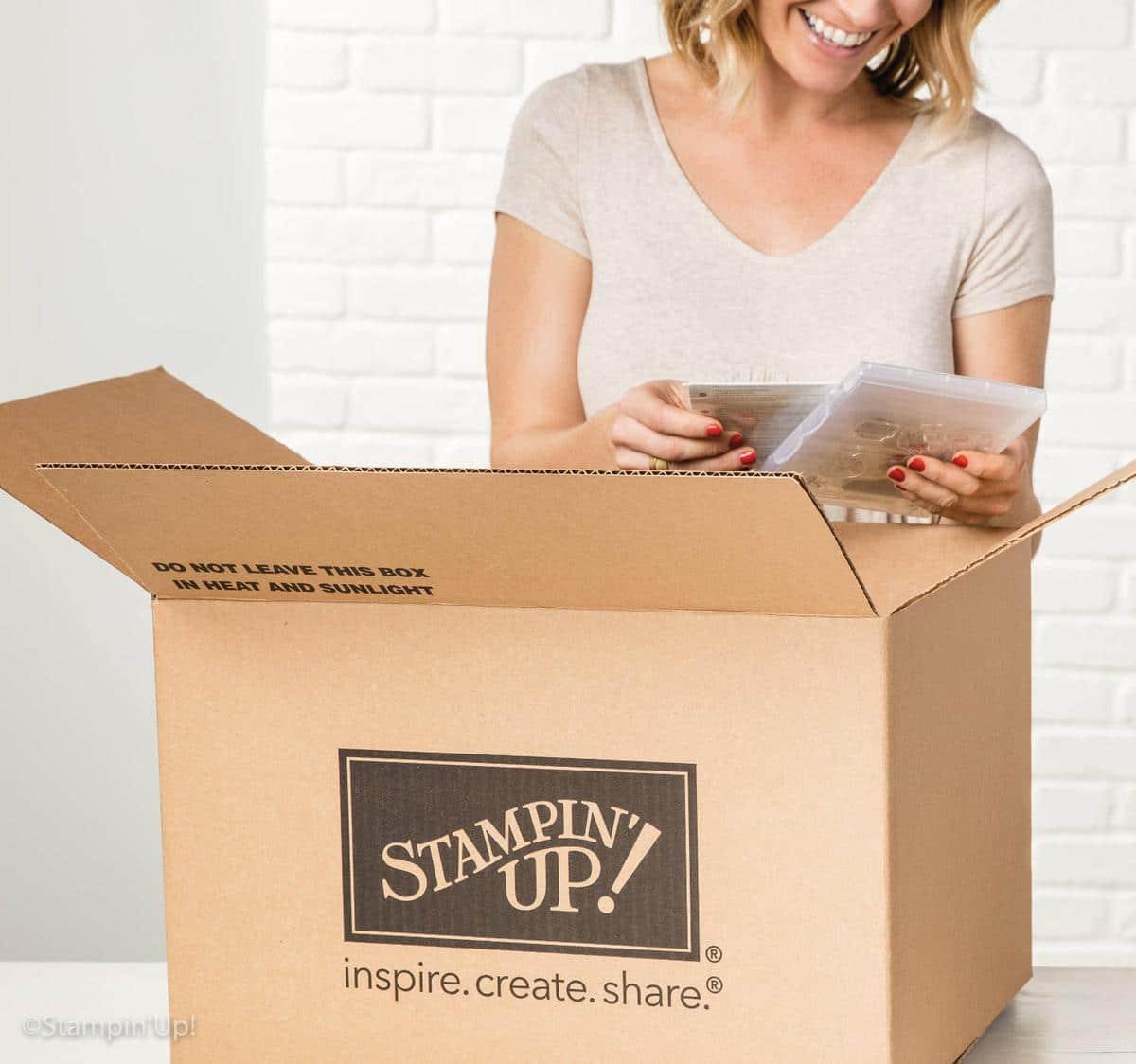 Stampin' Up! Produkte bestellen