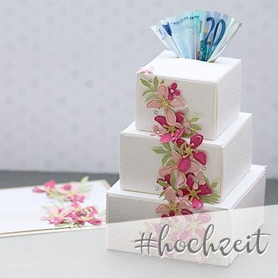 Bastel-Ideen zur Hochzeit