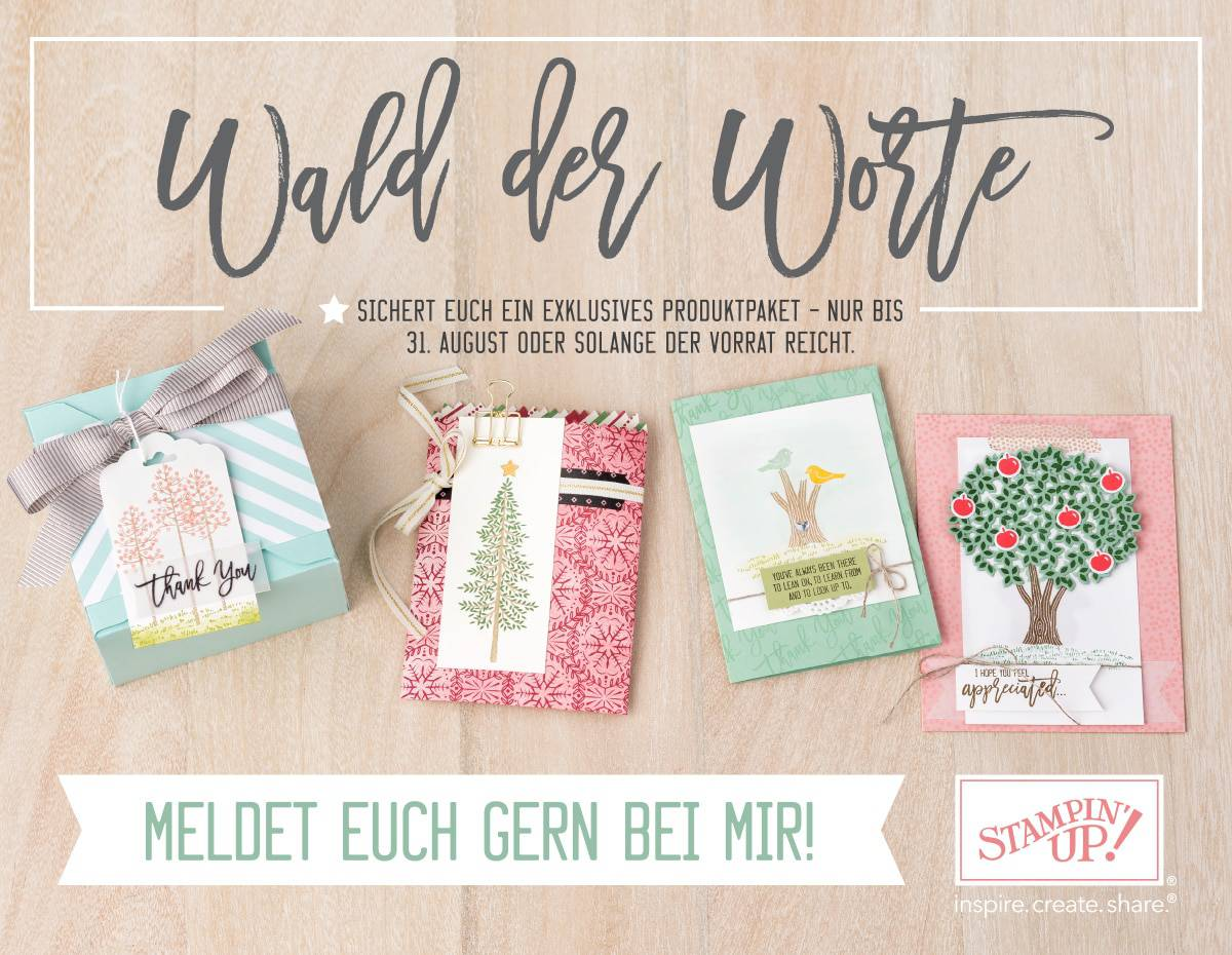 Wald der Worte - Thoughtful Branches Produktpaket