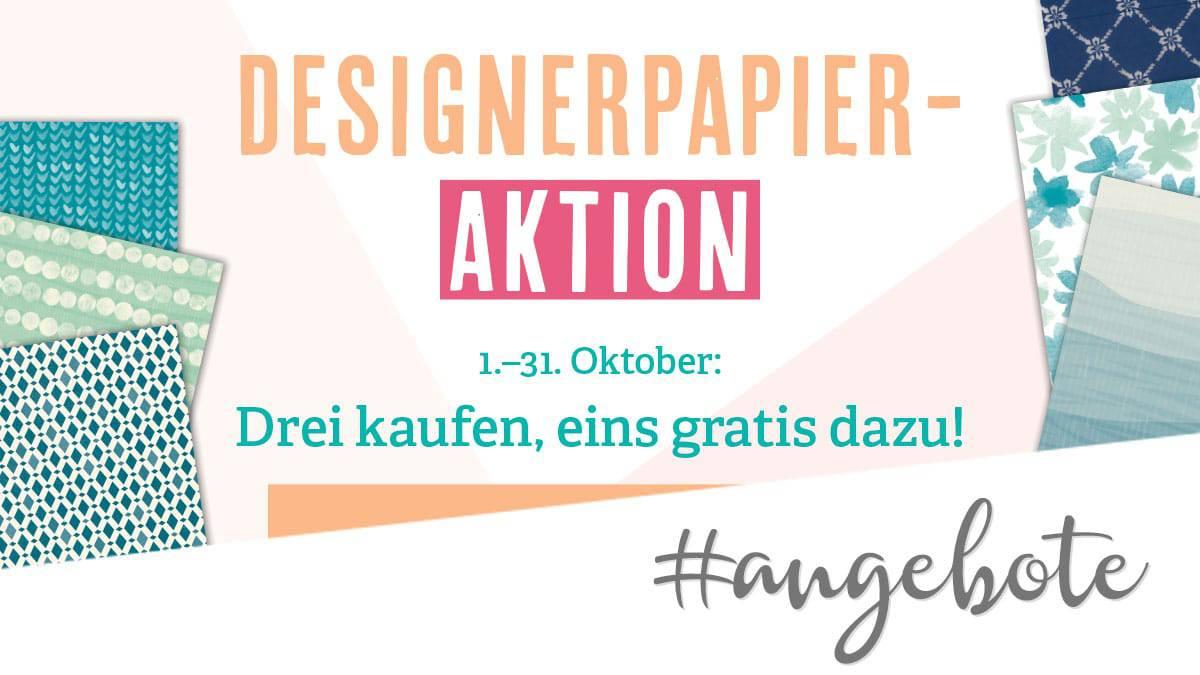 Designerpapier Angebote