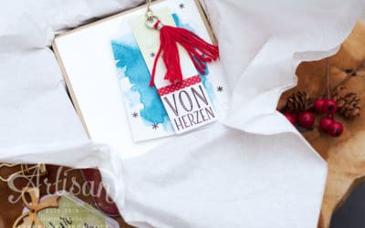 Geschenkkartenset Weihnachten – Artisan Design Team