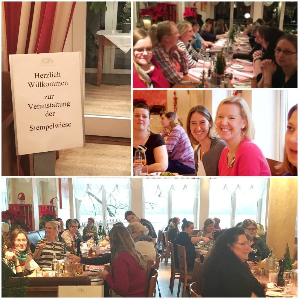 Team Stempelwiese - Weihnachtsfeier 2016 3