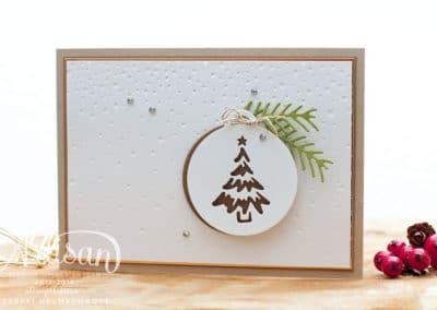 Geschenkset Video - Weihnachtskarte