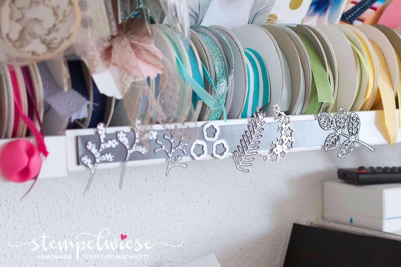 Magnetband für kleinere Stanzformen - Detail
