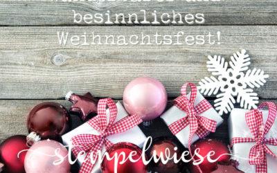 Frohe Weihnachten ❤︎