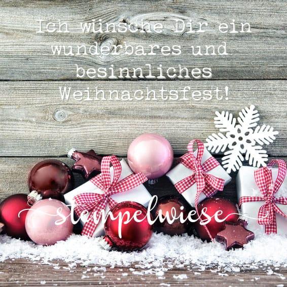Frohe Weihnachten ❤︎ 3