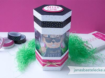 Jana Wickert - Verpackung