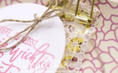 Origami Geschenktüte zum Muttertag (mit Video)