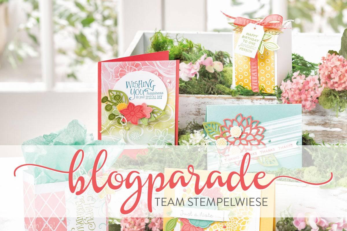 Karten zum Muttertag - Blogparade (mit Video) 1