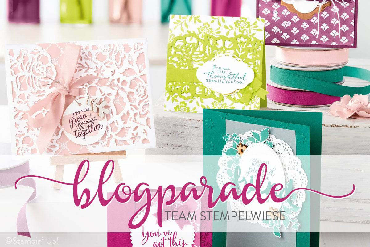 Blogparade Team Stempelwiese Juni 2017