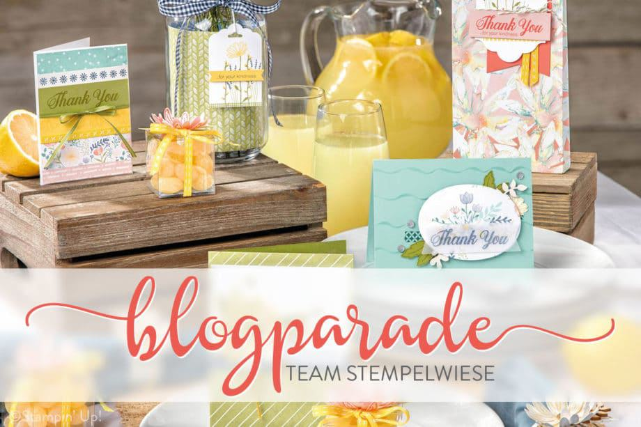 Blogparade Team Stempelwiese Juli 2017