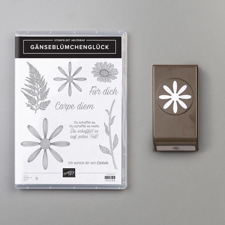 Stampin' Up! Produktpaket Gänseblümchenglück