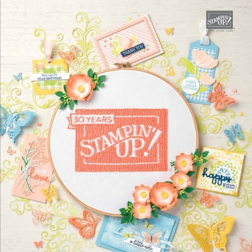 Stampin' Up! Minikatalog Frühjahr 2019