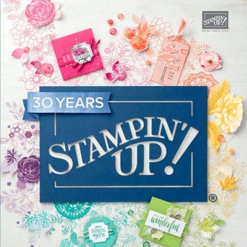 Stampin' Up! Jahreskatalog 2018