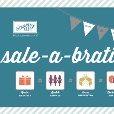 Stampin' Up! Sale-A-Bration Broschüre 2013