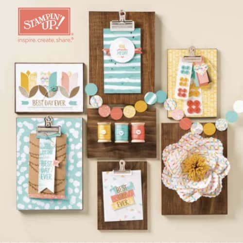 Stampin' Up! Sale-A-Bration Broschüre 2015