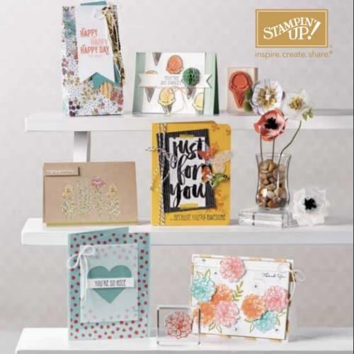 Stampin' Up! Katalog 3