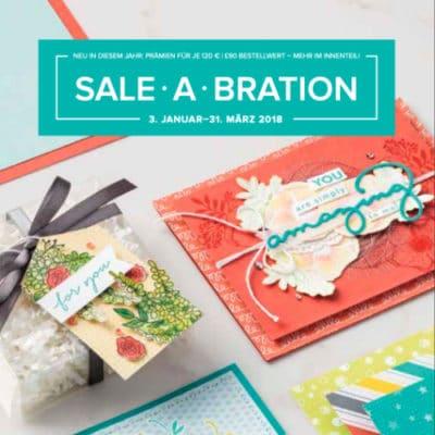 Sale-A-Bration-Broschüre 2018