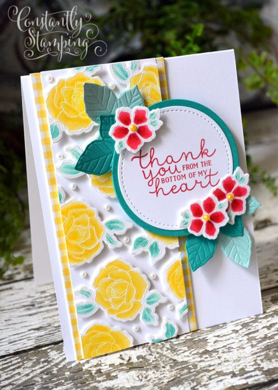 Connie Collins: Stampin' Up! Design Challenge