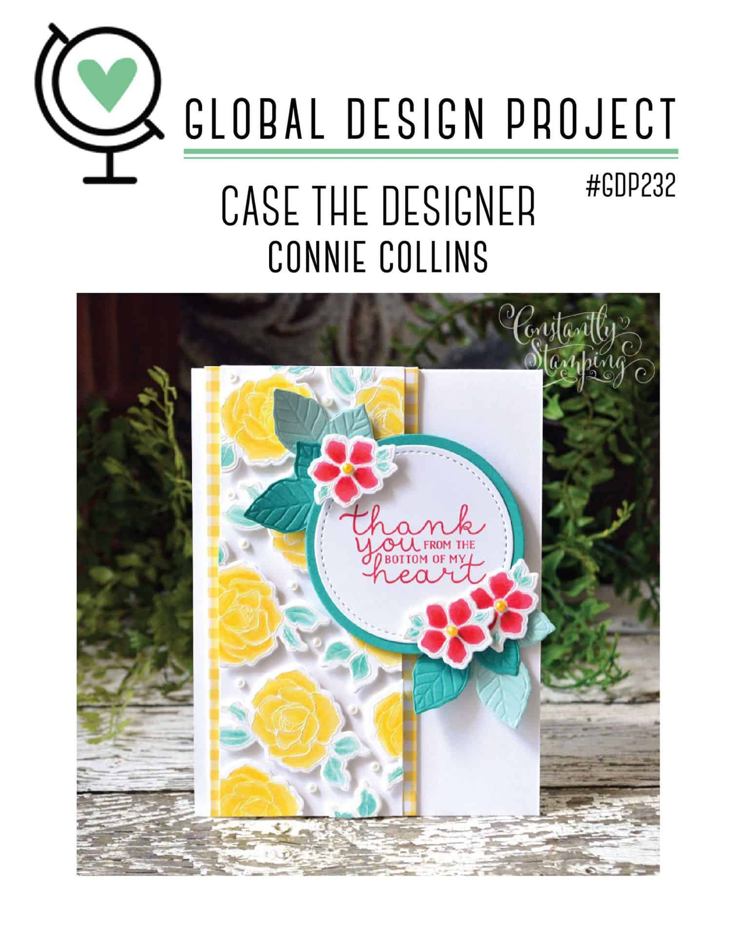 Connie Collins: Stampin' Up! Design Challenge gpd232