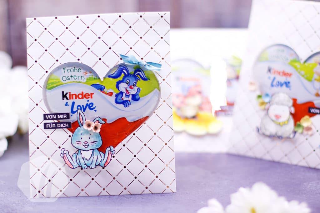 Ostergoodies: Geschenktüte Hase Osterschatz