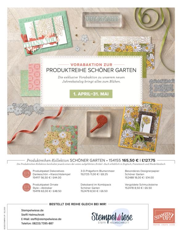 Produktreihe Schöner Garten 2