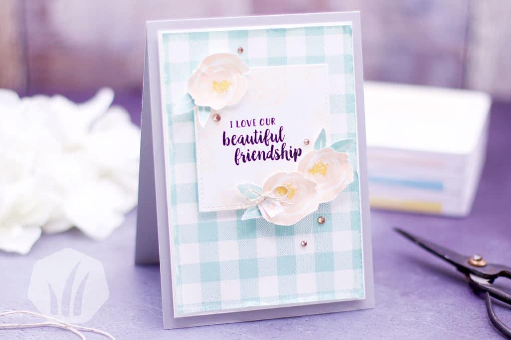 Freundschaftskarte Beautiful Friendship