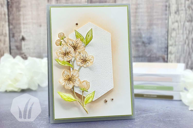 Grusskarte Ewige Blüte