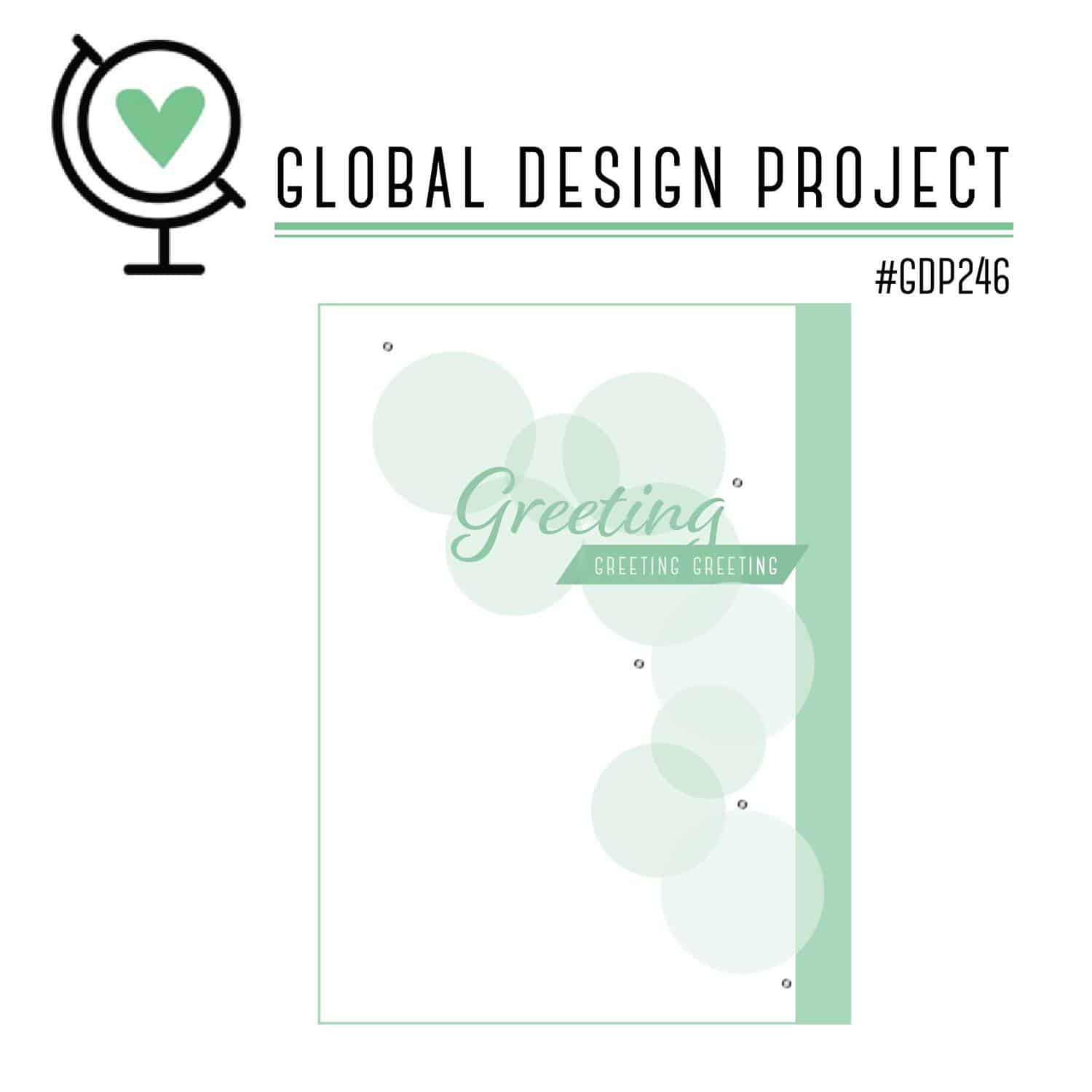 Stampin' Up! Global Design Project 246