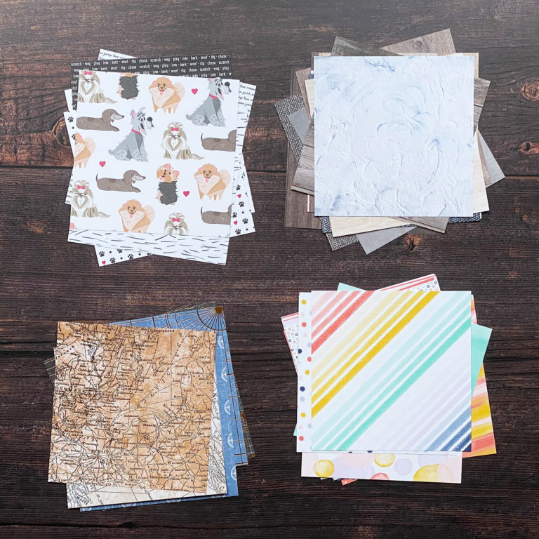 Stampin' Up! Designpapier Musterpaket 2020 Nr. 1