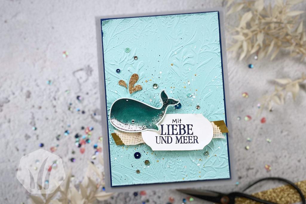 Glückwunschkarte Fantastfisch