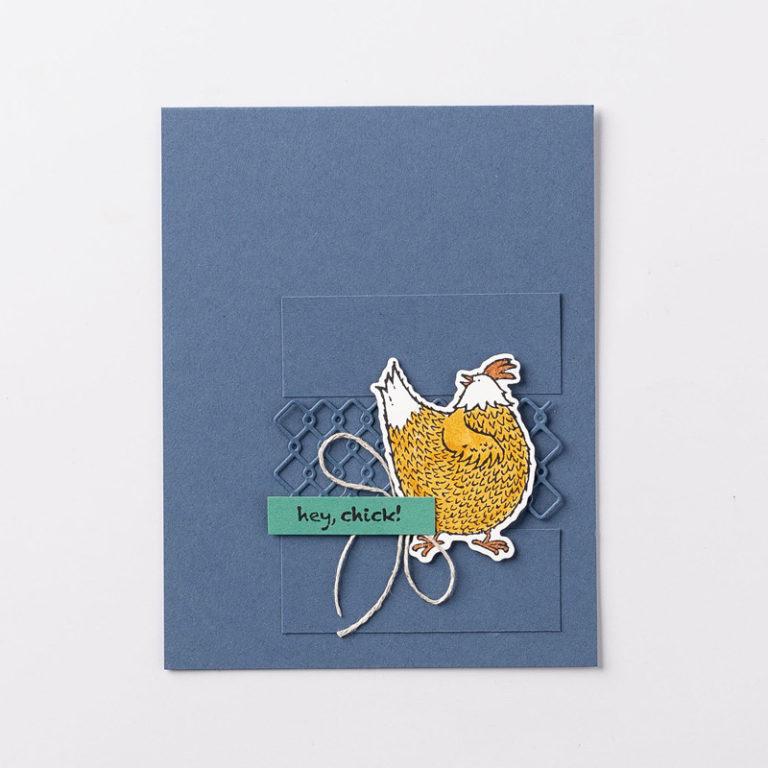 Produktpaket Das Gelbe vom Ei und Hu(h)ndert gute Wünsche Individuelles Beispielprojekt 11