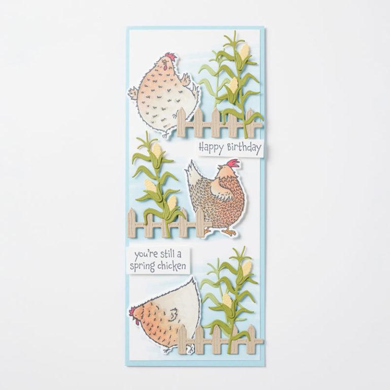 Produktpaket Das Gelbe vom Ei und Hu(h)ndert gute Wünsche Individuelles Beispielprojekt 2