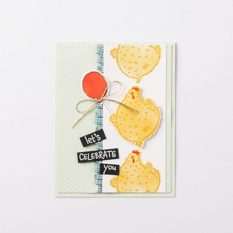 Produktpaket Das Gelbe vom Ei und Hu(h)ndert gute Wünsche Individuelles Beispielprojekt 8