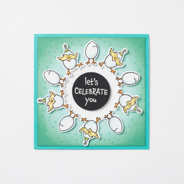 Produktpaket Das Gelbe vom Ei und Hu(h)ndert gute Wünsche Individuelles Beispielprojekt 9