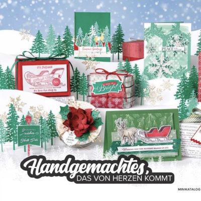 Stampin' Up! Katalog Herbst Winter 2020