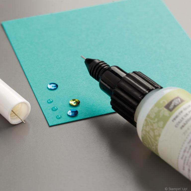 Präzisionskleber (Fine Tip Glue)