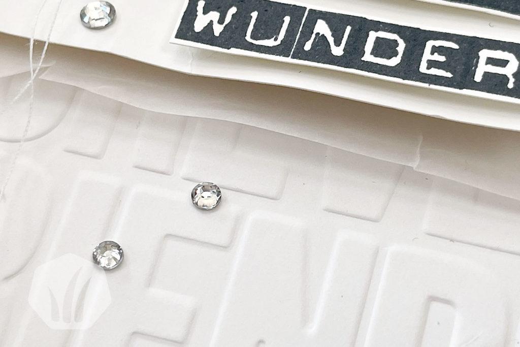 Minialbum Regenbogen Titelseite Text