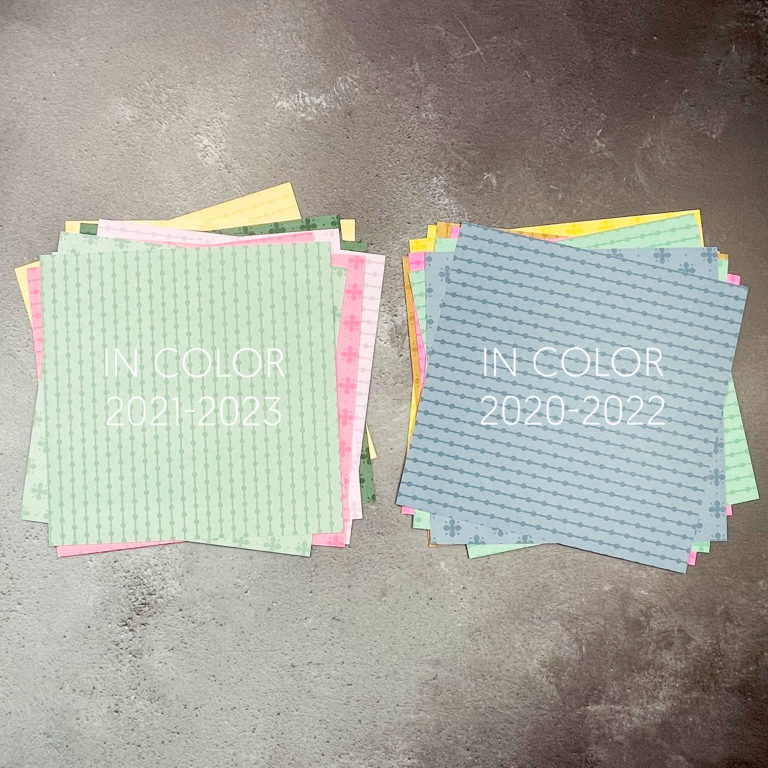 Designerpapier-Musterpakete 2021 1