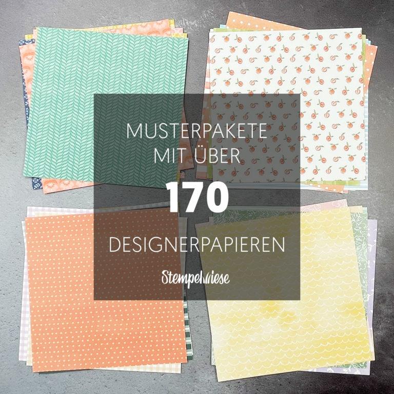 stampin up designpapier musterpakete 2021 werbefoto dsp insta