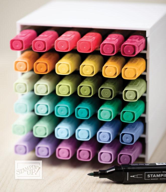 Stampin' Up! Farben: Farbsystem