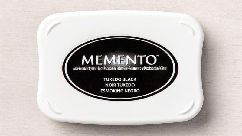 Stampin' Up! Stempelkissen Memento Tuxedo Black