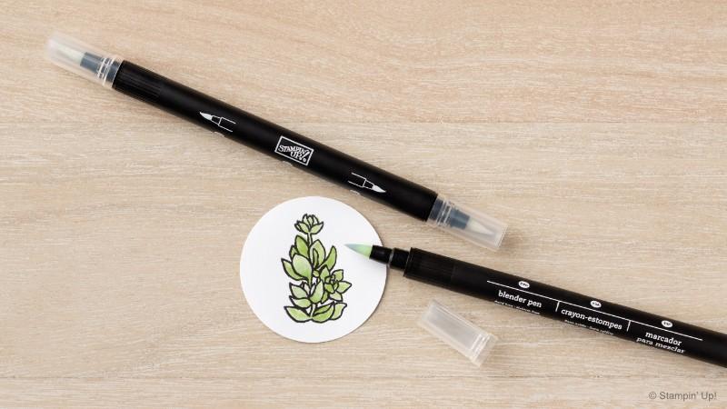 Stampin' Up! Stifte: Mischstifte (Blender Pen)